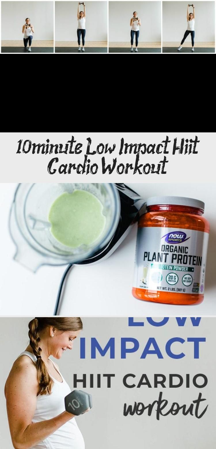 Get fit with our 10Minute Low Impact HIIT Cardio Workout Youll love these HIIT workout moves which help you tone and strengthen your body Plus these exercises for women a...