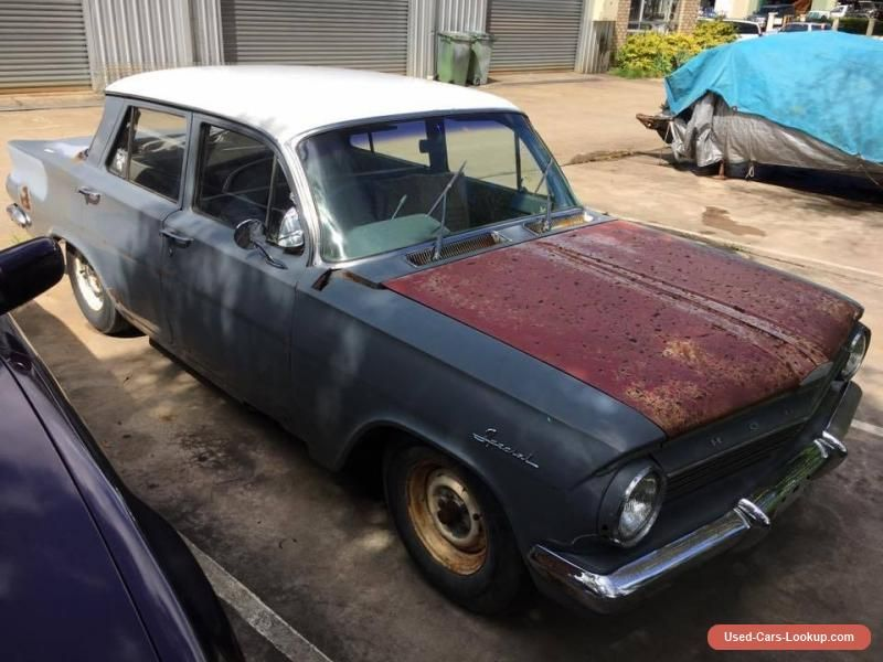 EJ Holden Special sedan unfinished project suit EH buyers