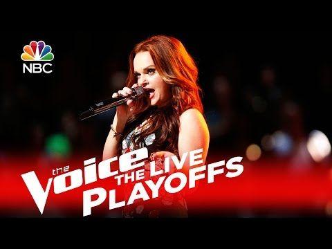 The Voice 2016 Kata Hay Live Playoffs You Make Me Feel Like