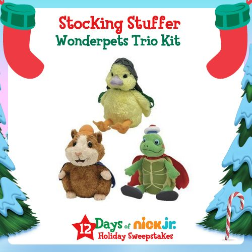 The Wonderpets Make For A Great Holiday Gift Wonder Pets Kids Toy Store Baby Beanie