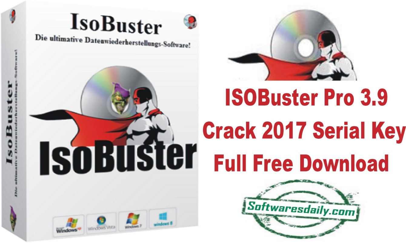 iso buster crack torrent download