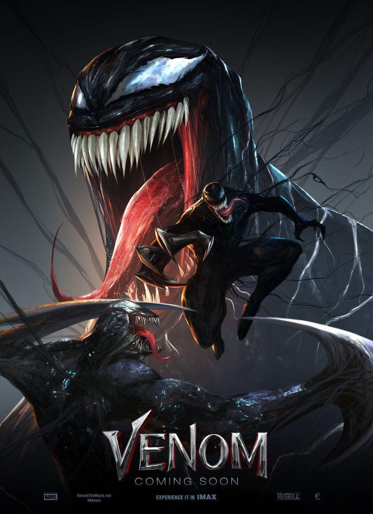 Venom #Sony #TomHardy   Venom/Carnage   Marvel venom, Venom
