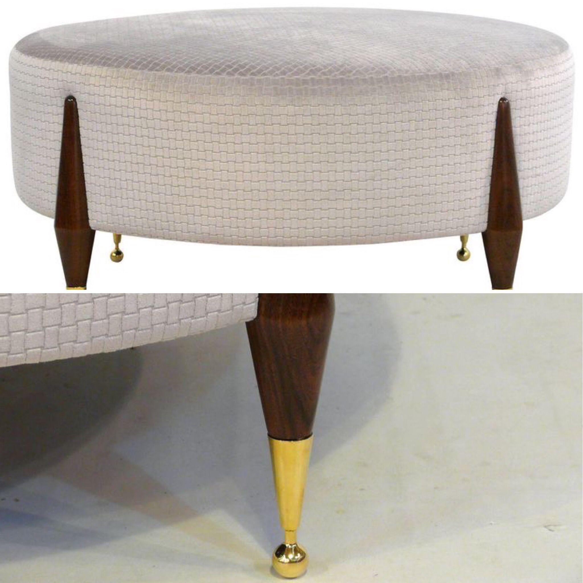 Art Deco Puf Furniture Design Furniture Ottoman Stool