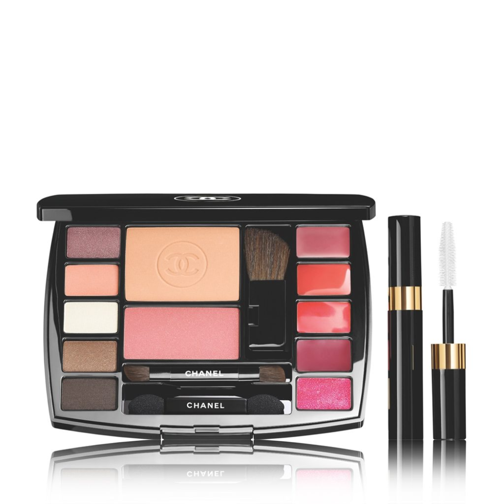 TRAVEL MAKEUP PALETTE MAKEUP ESSENTIALS WITH TRAVEL