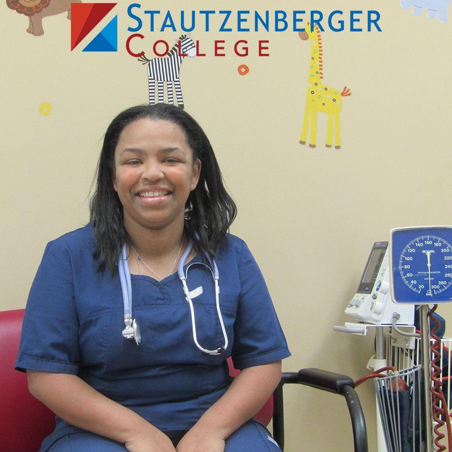 Graduate Highlight Ajalea Cobbs Medical assistant