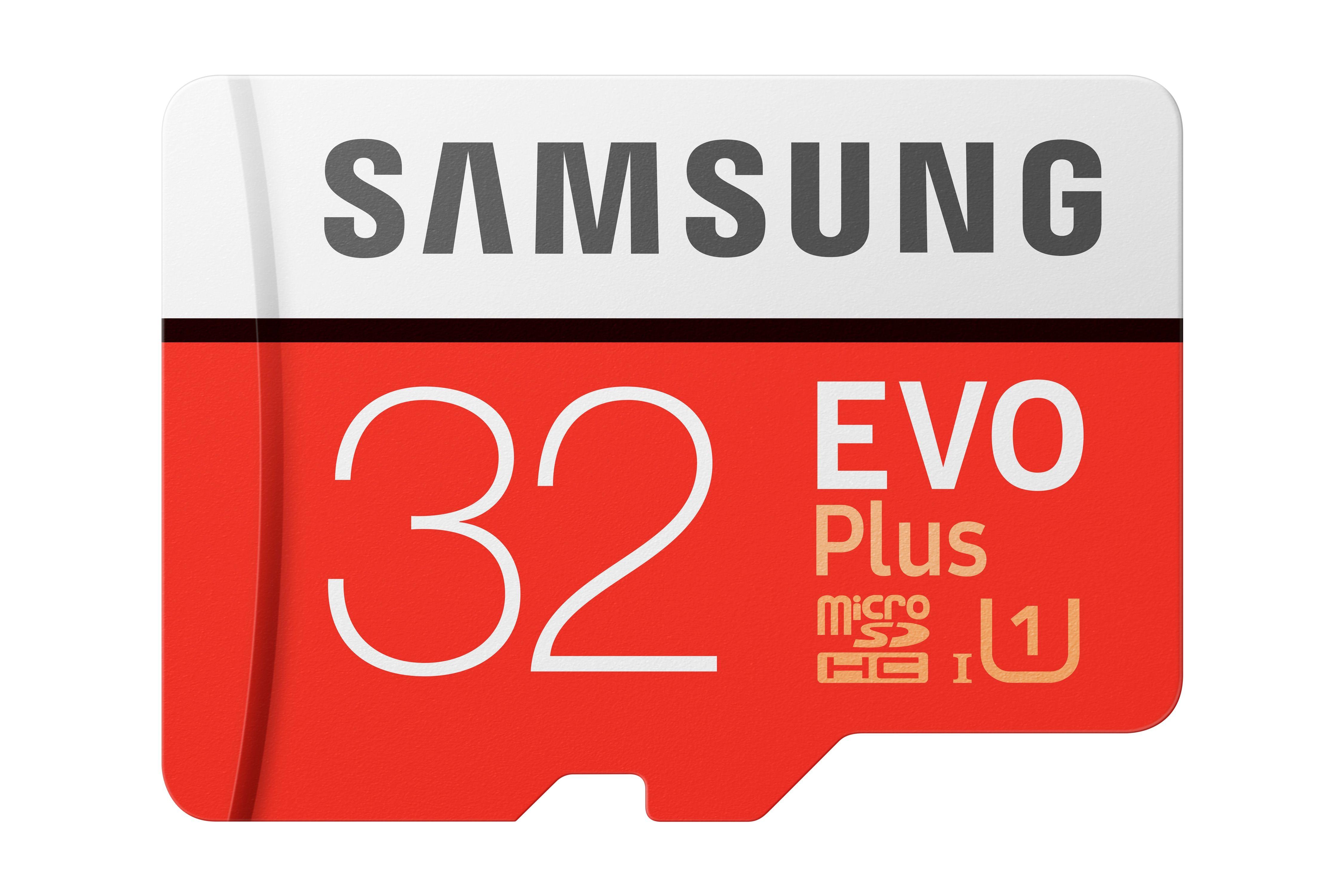 Samsung Evo Plus Microsd Memory Card 32gb Memory Storage Evo