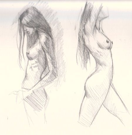 Opinion very How to draw naked girl confirm. All