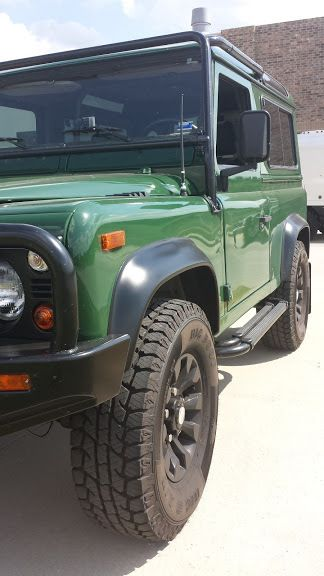 Land Rover : Defender Defender 90 in Land Rover   eBay Motors   Cars