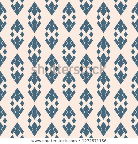 Rhombus pattern vector abstract geometric seamless ornament soft blue and beige texture with diamond also minimal small square rh pinterest