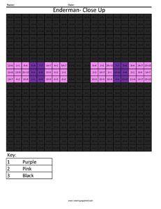 Minecraft Enderman 2- Basic Division (с изображениями ...