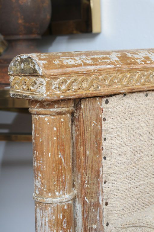 Early Gustavian Bench image 9