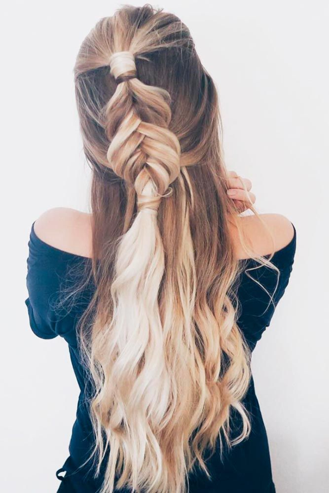 Try 42 Half Up Half Down Prom Hairstyles   LoveHairStyles ...