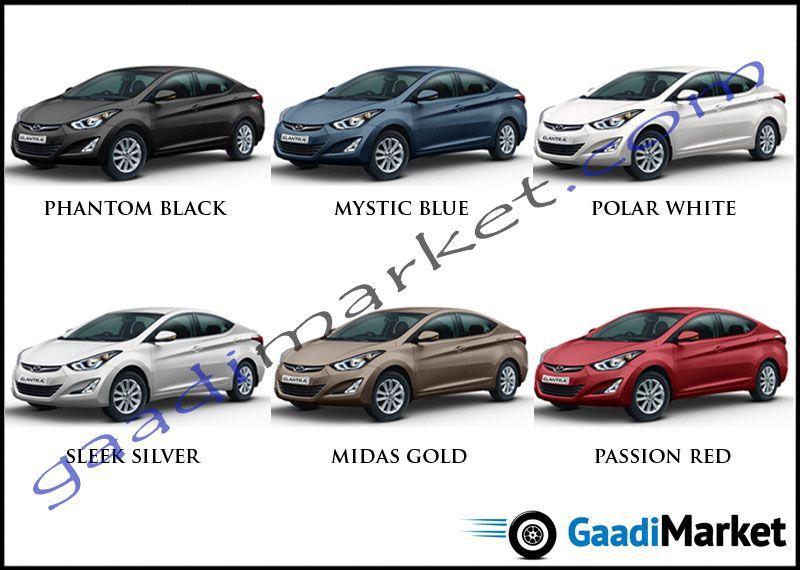 Elantra Colours Elantra car, New hyundai, Cars