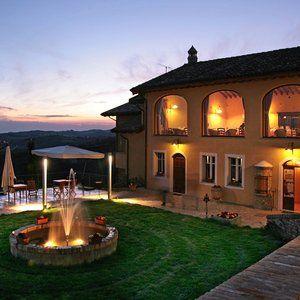 Traumhafte Lage im Piemont:  Canonica di Corteranzo Relais - Murisengo, Italien