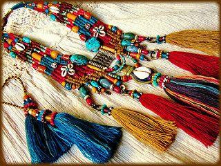 ~ Ethnic Jewelry...My Tribe ~ | Aow Dusdee | Flickr