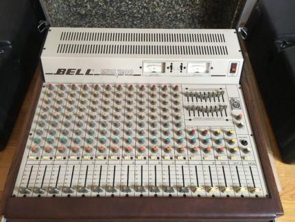 bell power mixer mdx 1200 in d sseldorf bezirk 2 musikinstrumente und zubeh r gebraucht. Black Bedroom Furniture Sets. Home Design Ideas