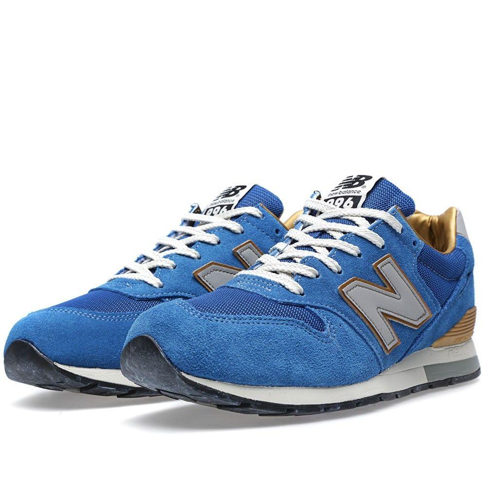 new balance kobalt blauw