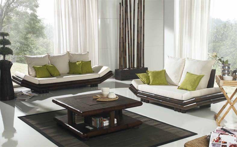 Sofas de bambu tao decoracion beltran tu tienda en for Muebles y decoracion beltran
