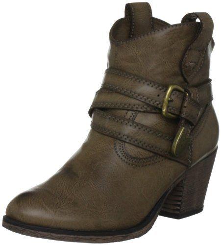 bb6311b2677c Vegan faux leather. Rocket Dog Brands International Ltd Satire 1 Womens Ankle  Boots  Amazon