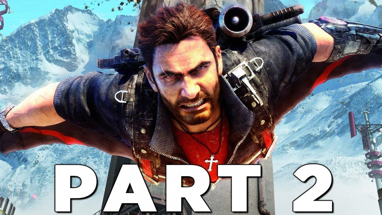 Just Cause 4 Walkthrough Gameplay Part 2 Garland Jc4 Gameplay Online Games Xbox One