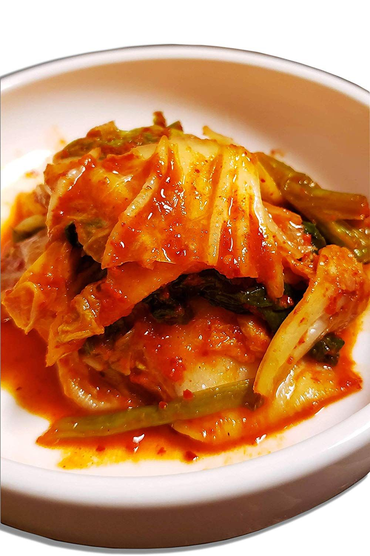 Mama kims kimchi spicy napa cabbage kimchi in 2020