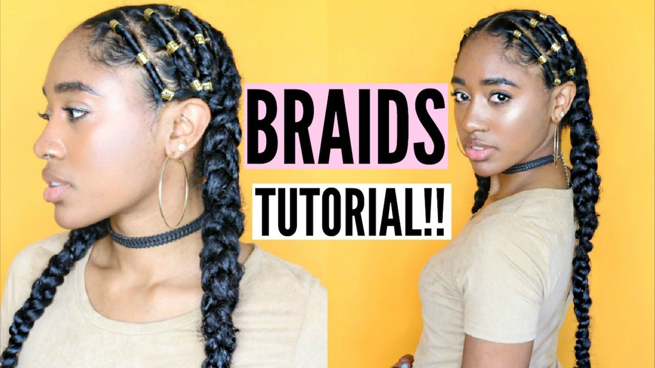 Alicia Keys Inspired Protective Style #protectivestyles