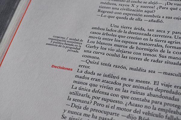 Antología de Ciencia Ficción on Editorial Design Served