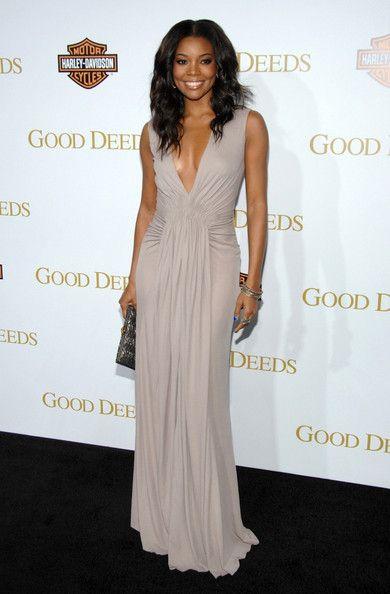 Gabrielle Union Photos Photos - Tyler Perry's Good Deeds Premiere.Regal Cinemas, Los Angeles.February 14th, 2012. - Tyler Perry's Good Deeds Premiere