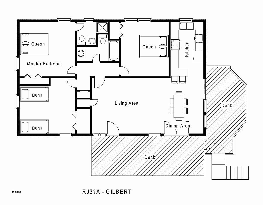 Small Four Bedroom House Plans Inspirational House Plan Elegant Normal Plans S Small Simple 4 One Level House Plans Small House Plans Floor Plan Design