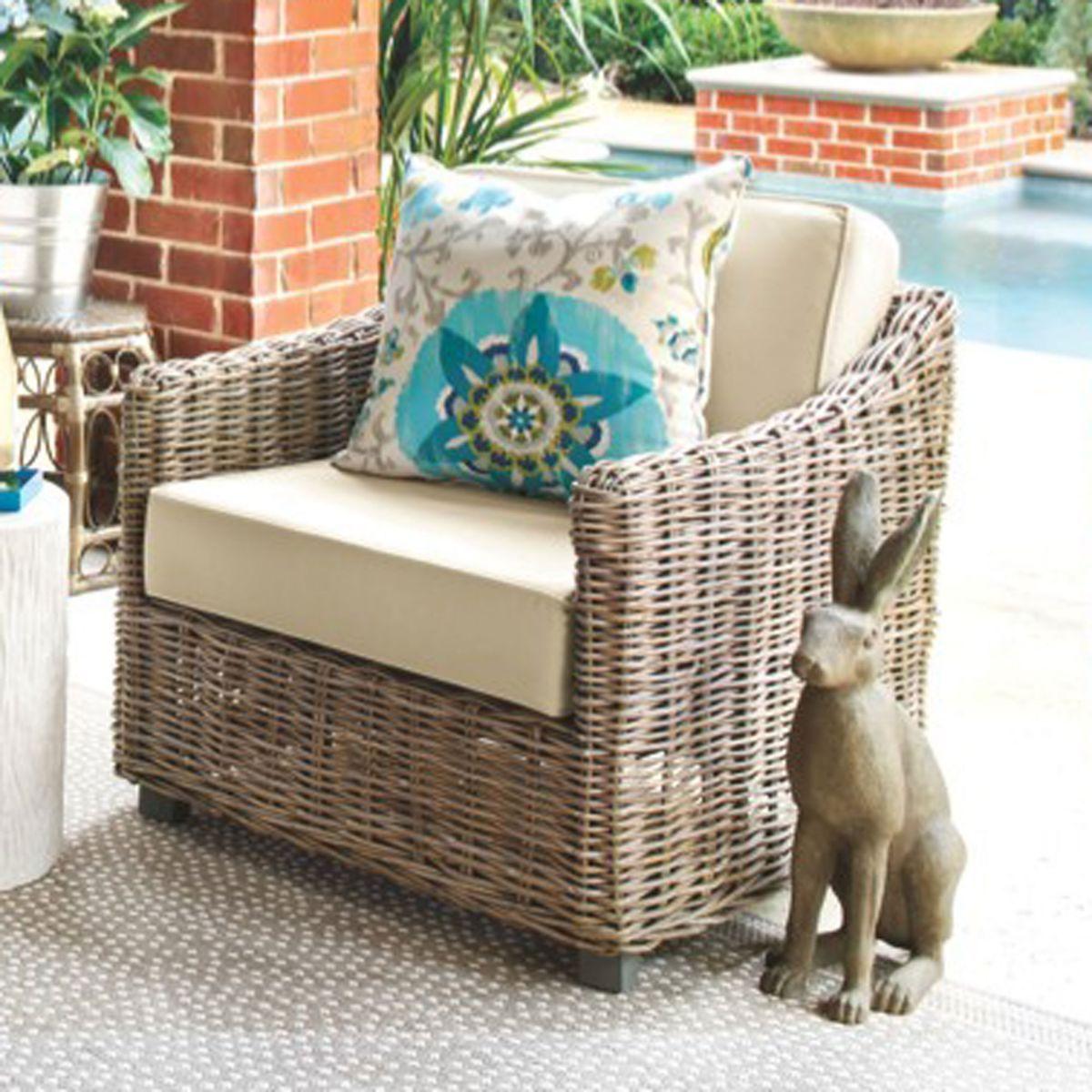 Outdoor Furniture | Outdoor Cushions | Outdoor Planters | Ballard Designs
