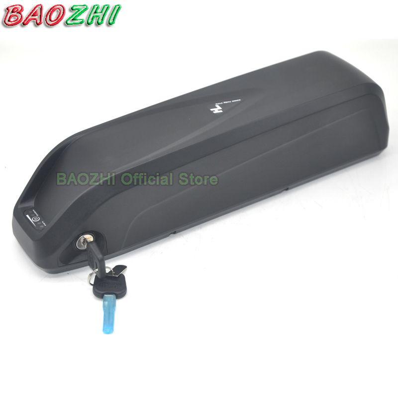 Ebike Battery 36V 17AH shark pack Lithium ion Battery for