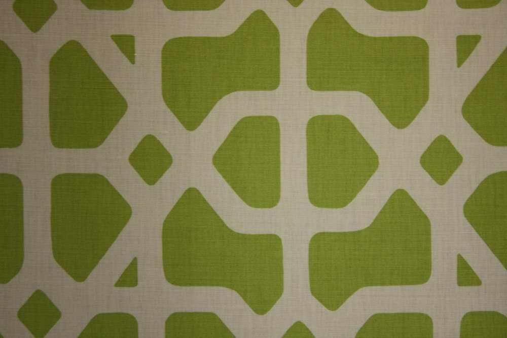 Romo Curtain/Upholstery Fabric Design Portico lime designer fabric 2.8 metres