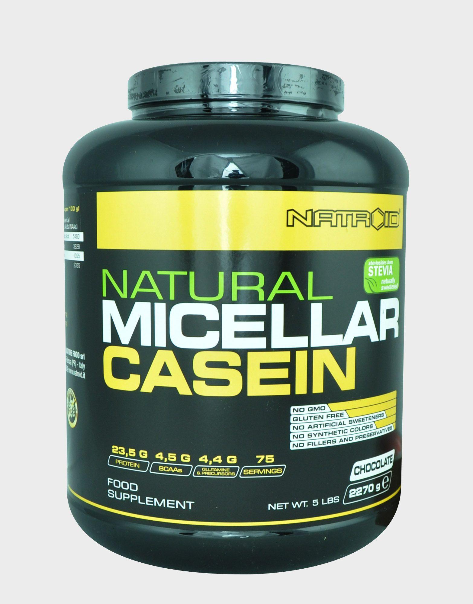 Organic casein protein