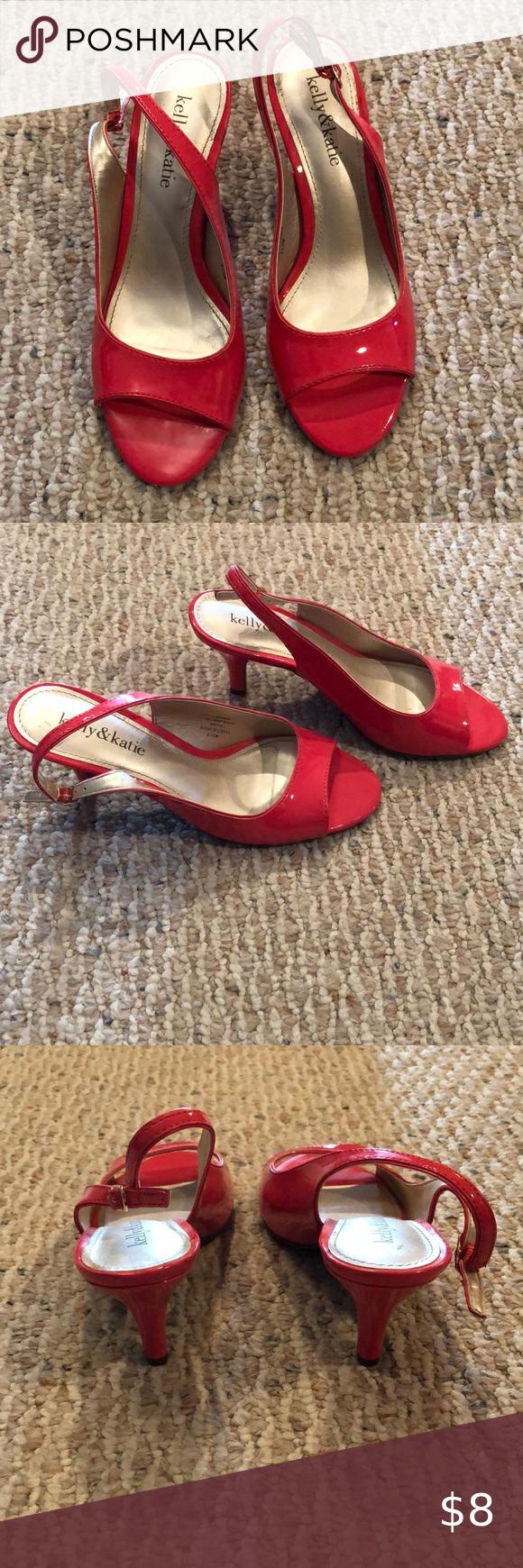 Kelly Katie Kitten Heels In 2020 Kelly Katie Shoes Women Heels Kitten Heels