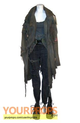 Resident Evil The Final Chapter Original Movie Costume Resident