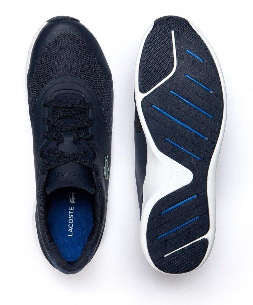 cheap for discount 562eb 26535 Zapatillas Lacoste Azul Marino - LTR