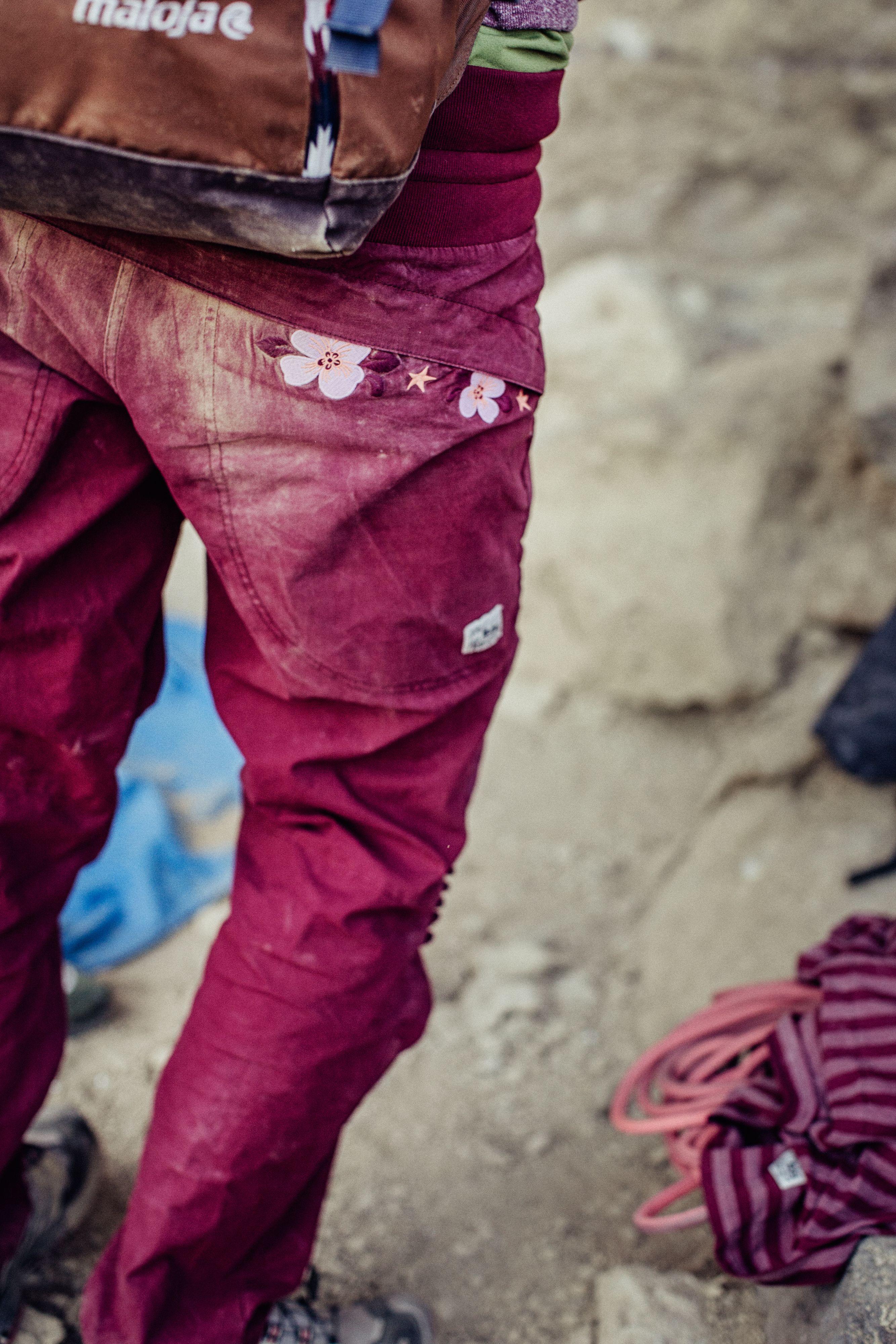 Rock Climbing Pants