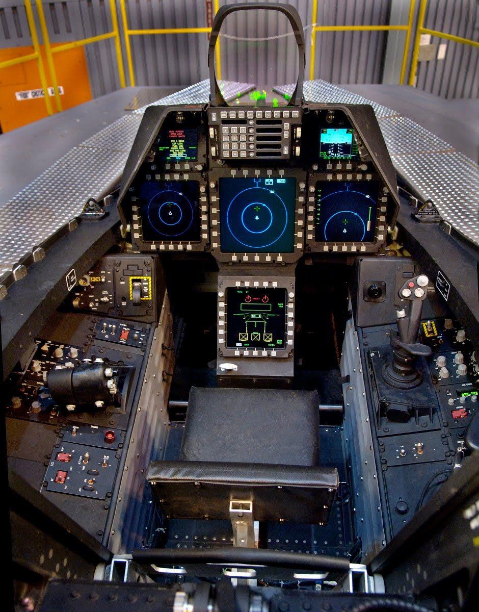 F22 cockpit | raptor | Pintere...