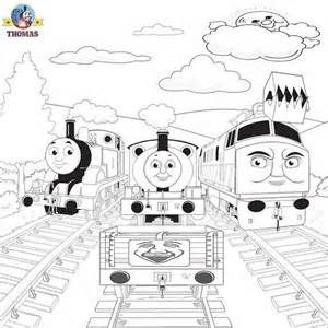 Thomas And Percy Coloring Pages Yahoo Image Search Results