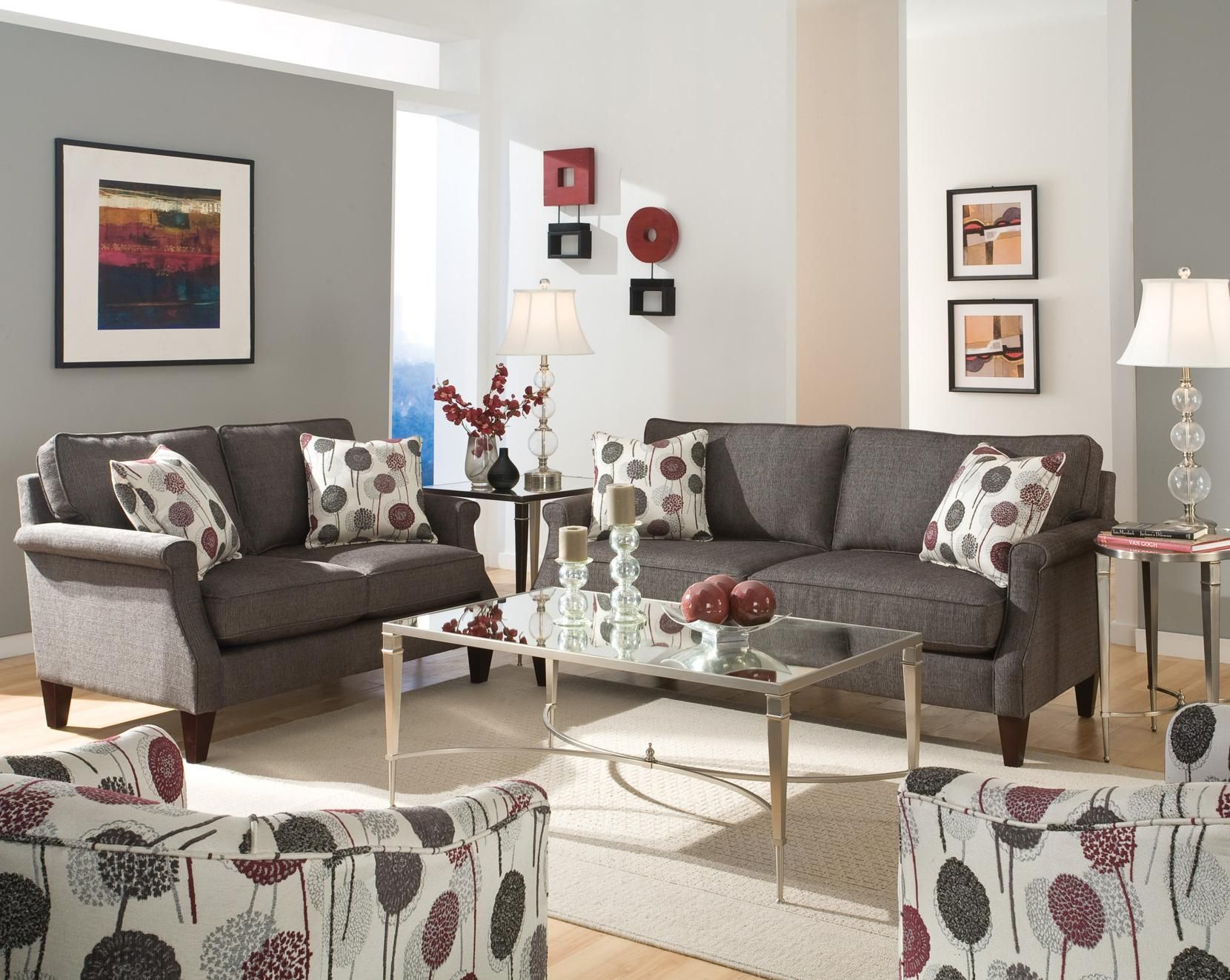 England Sigmond Contemporary Arm Chair for Living Rooms ...