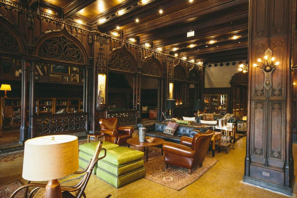 Restaurant News The Chicago Athletic Association Bars And