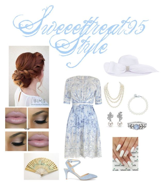 """""""Sweeettreat95 Style!"""" by sweeettreat95 on Polyvore featuring Sole Society, Zimmermann, Chanel, Tiffany & Co., Bling Jewelry, Cathy Waterman and Essie"""