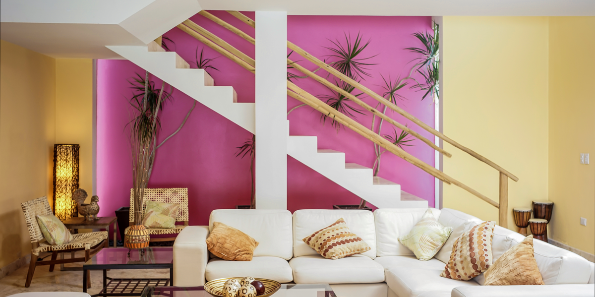 Get the Look: Mexican Style Living Room | Home Ideas | Pinterest ...