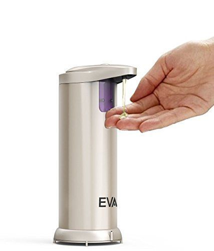Touchless Motion Activated Soap Dispenser Sensor Stainless Steel