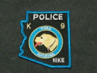 Pima Police K-9
