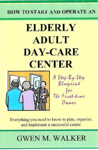 elderly day care business plan