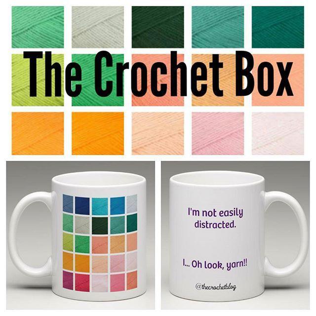 The Crochet Box The Crochet Blog Crochet Box Yarn Subscriptions Yarn Club