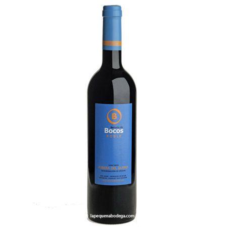 Senorio De Bocos Roble 3 8 Do Ribera Botellas De Vino Roble