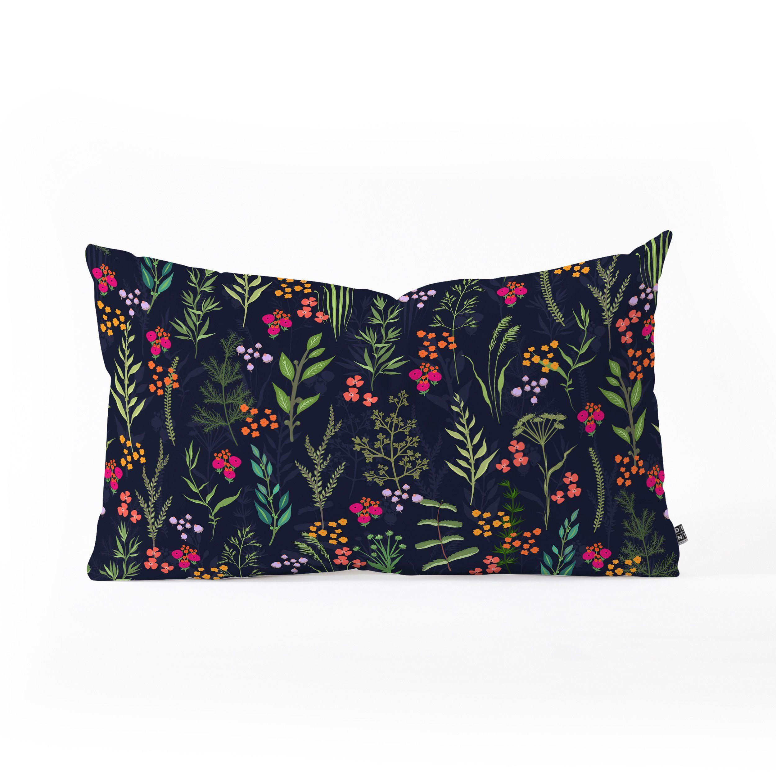 Margaux Oblong Throw Pillow Iveta Abolina Oblong Throw Pillow Throw Pillows Pillows