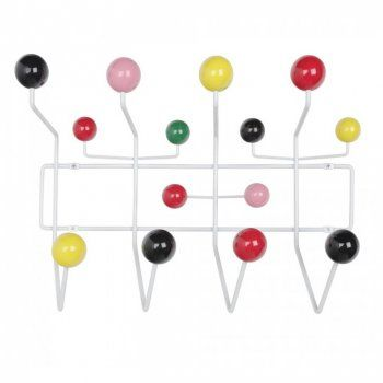 Charles Eames Charles Portemanteau Hang It All Multicolor